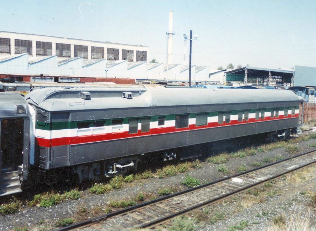 Presidential private railroad cars for sale for Railroad motor cars for sale